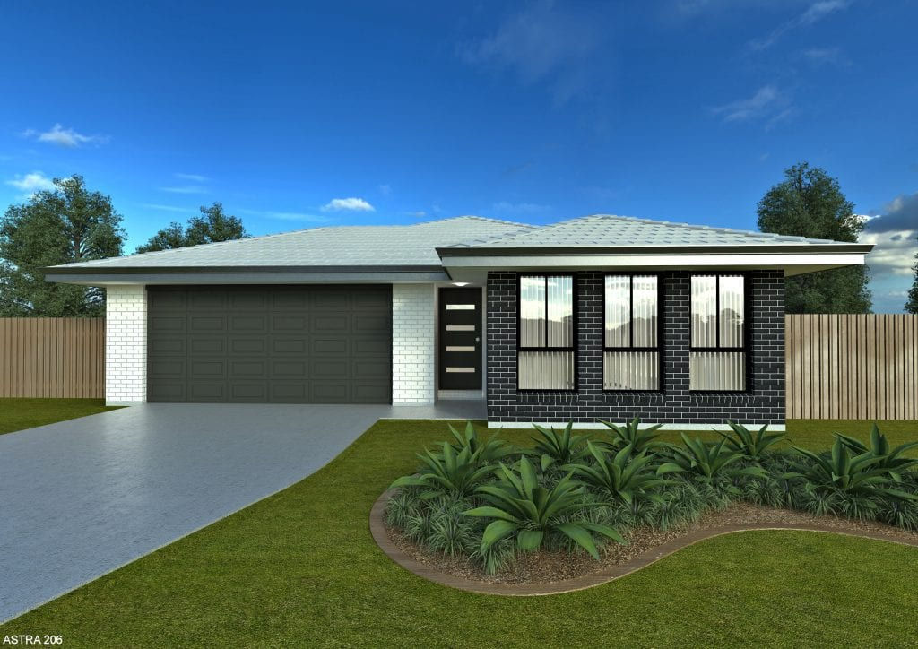 New home design astra perry homes qld nsw for New home designs qld