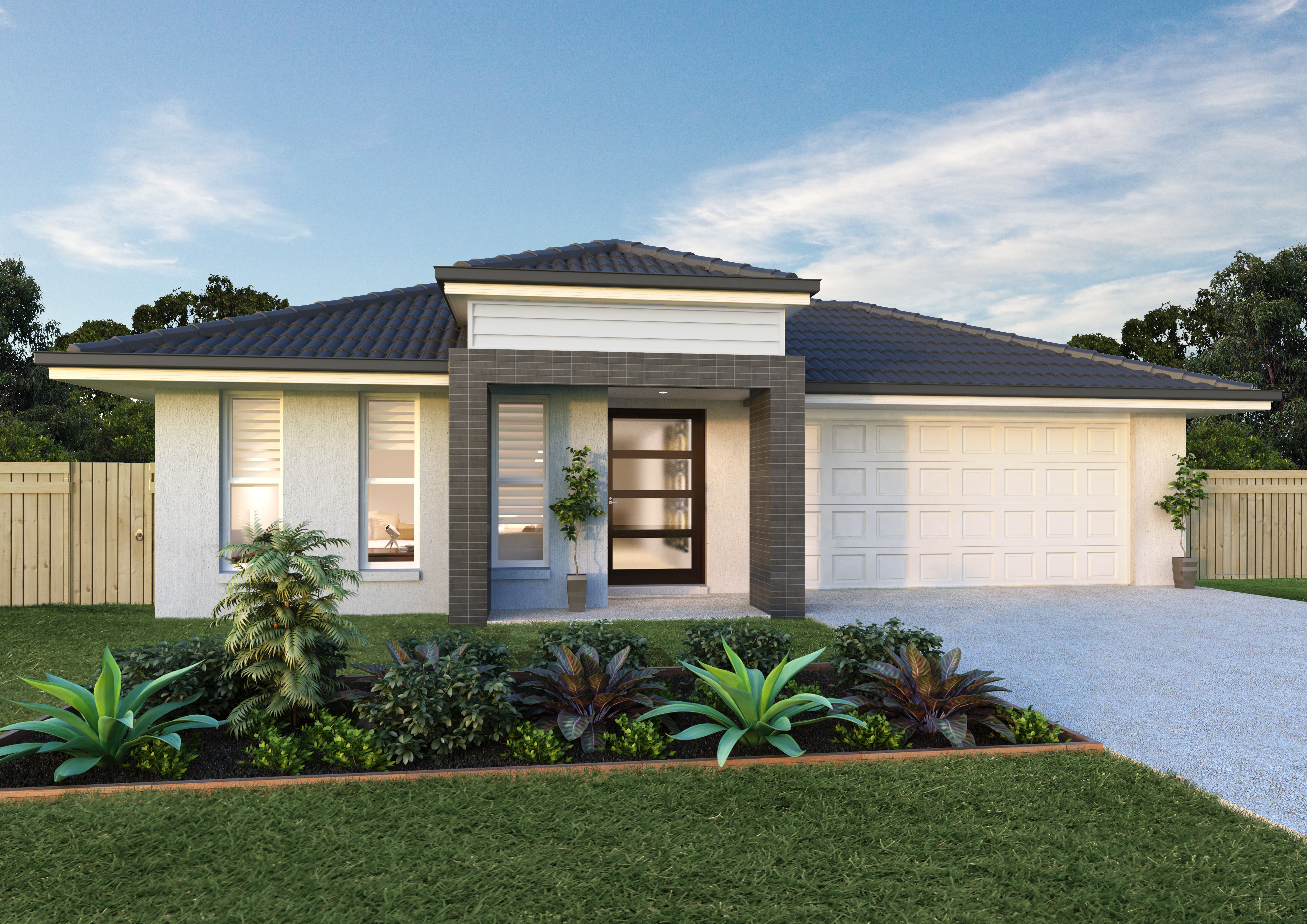 New home design avalon perry homes nsw qld for New home designs qld