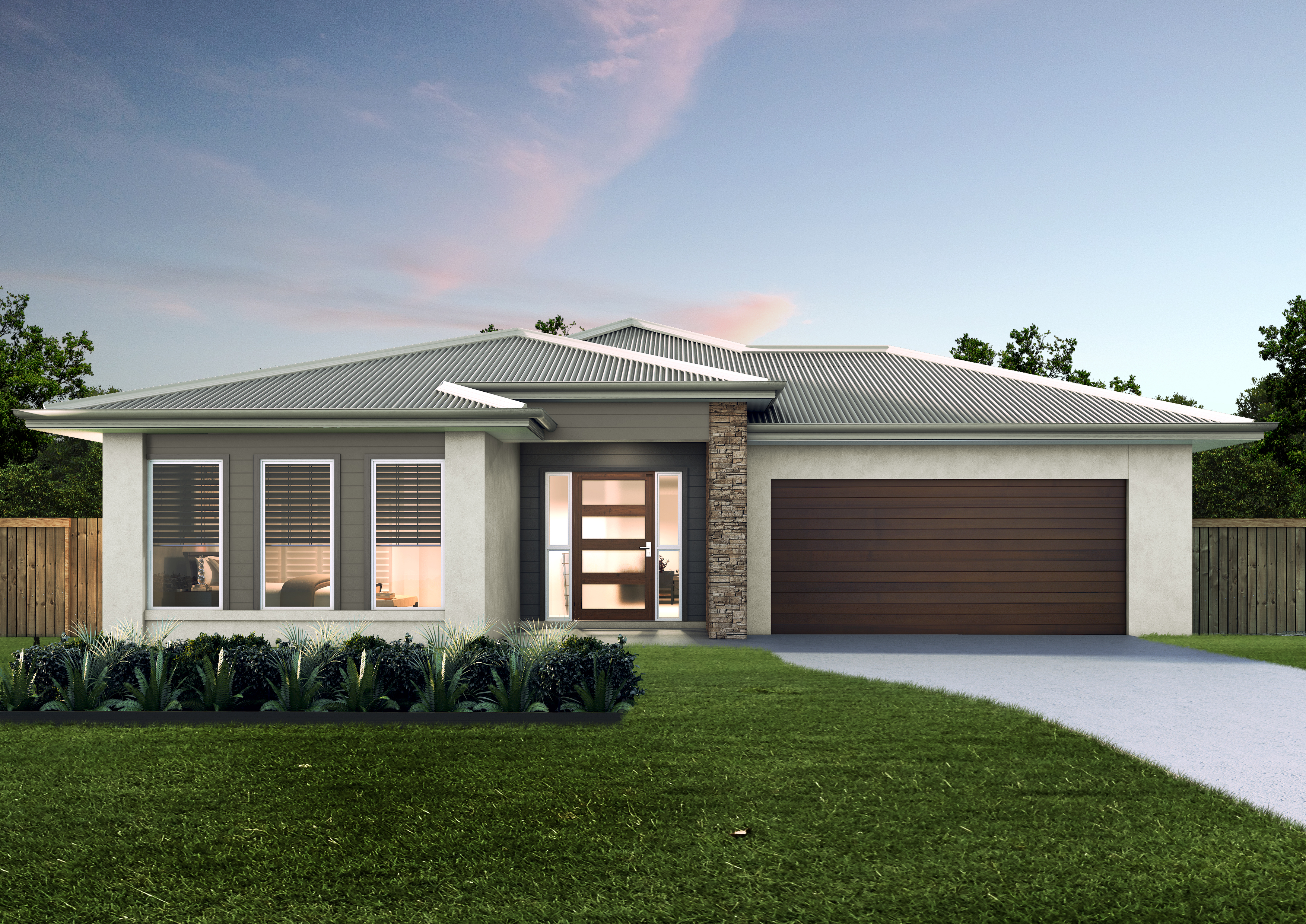 New home design avoca perry homes nsw qld for Perry home designs