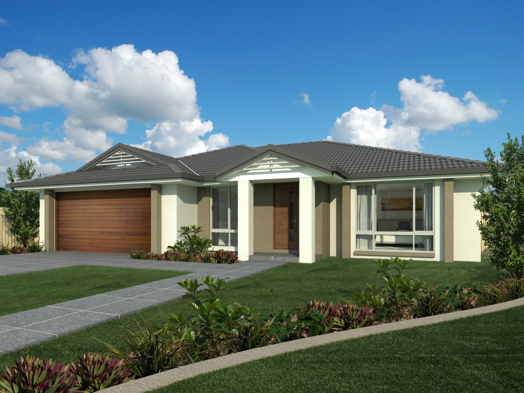 New home design byron perry homes nsw qld for New home designs queensland