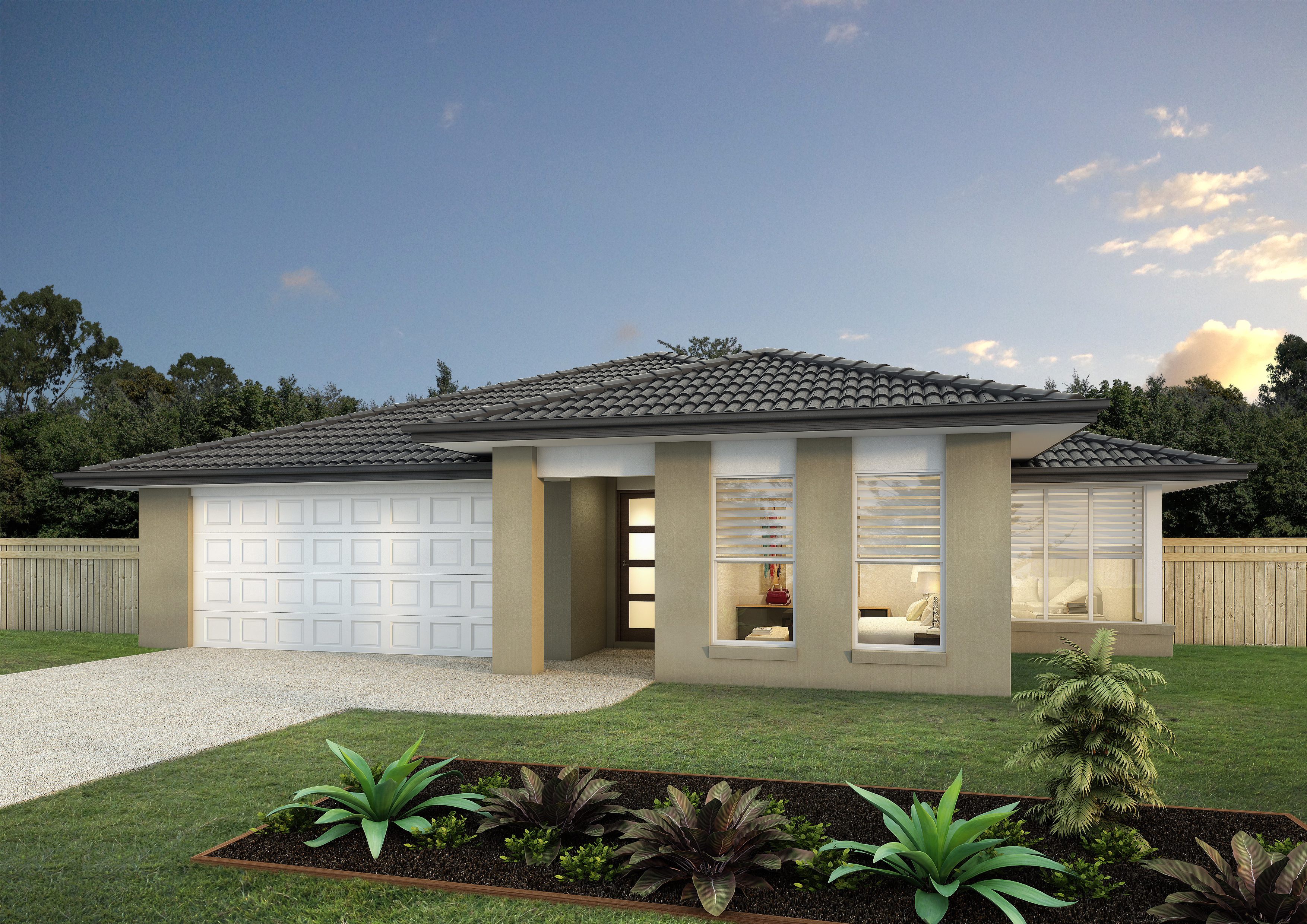 New home design rio perry homes nsw qld for Perry home designs