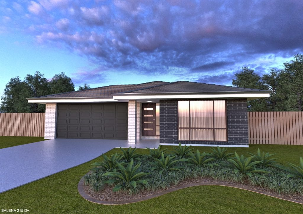 New home design salena perry homes nsw qld for New home designs qld