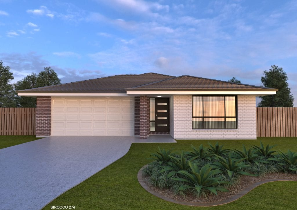 New home design sirocco perry homes nsw qld for New home designs qld