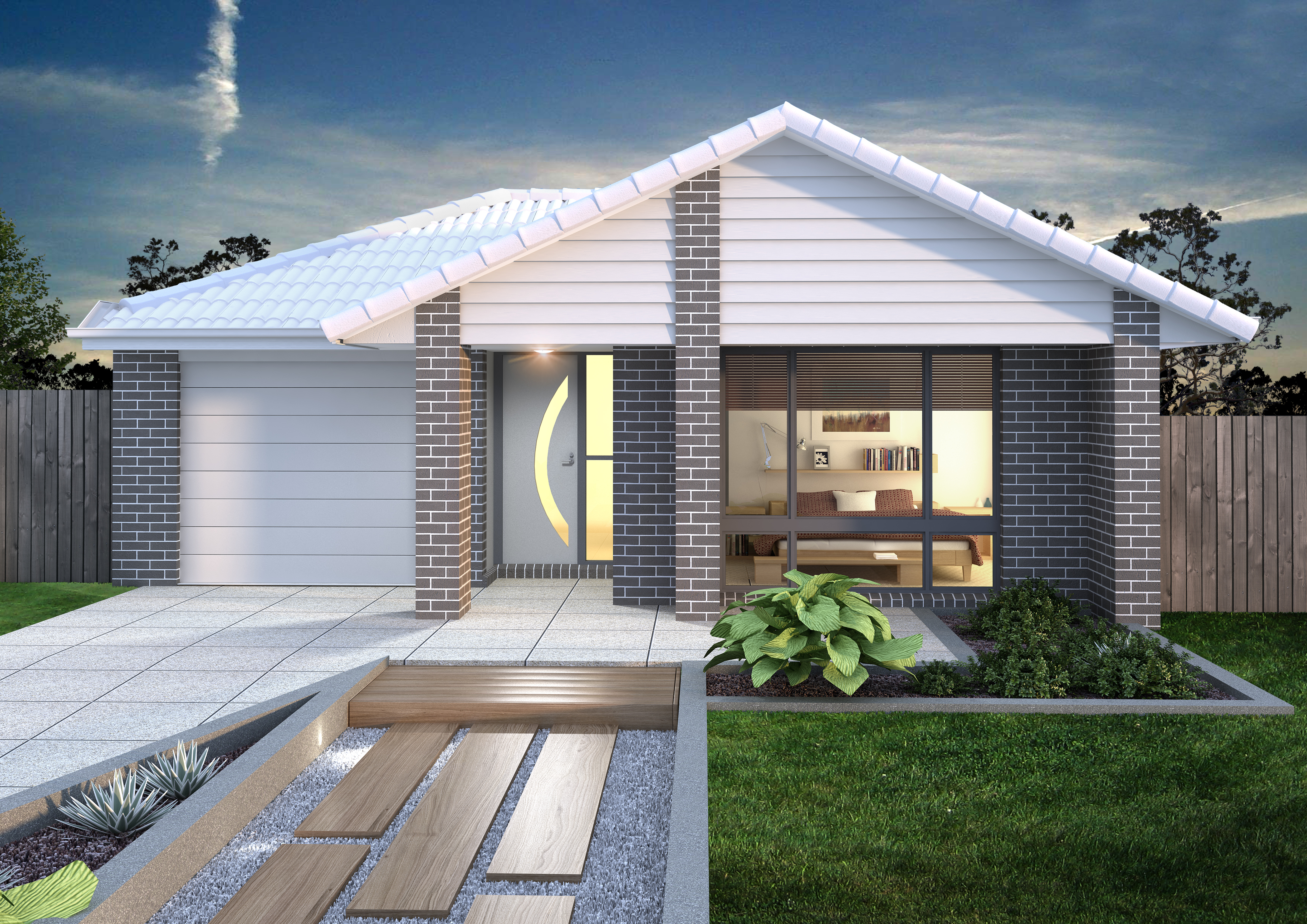 New home design sabrina perry homes nsw qld for New home designs qld