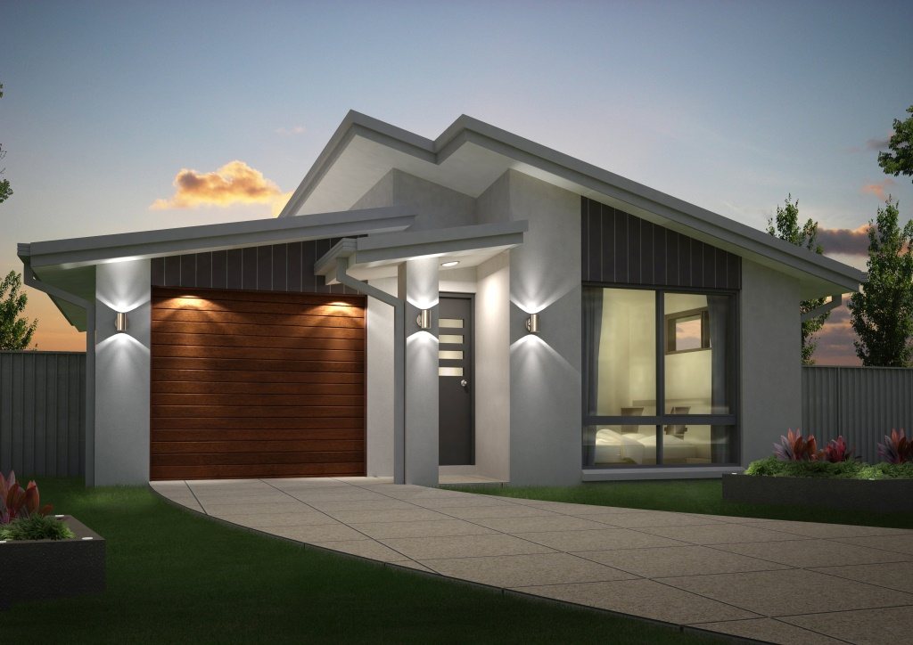 small 2 bedroom houses new home design seca perry homes nsw qld 17084 | Seca 116 133 Seascape