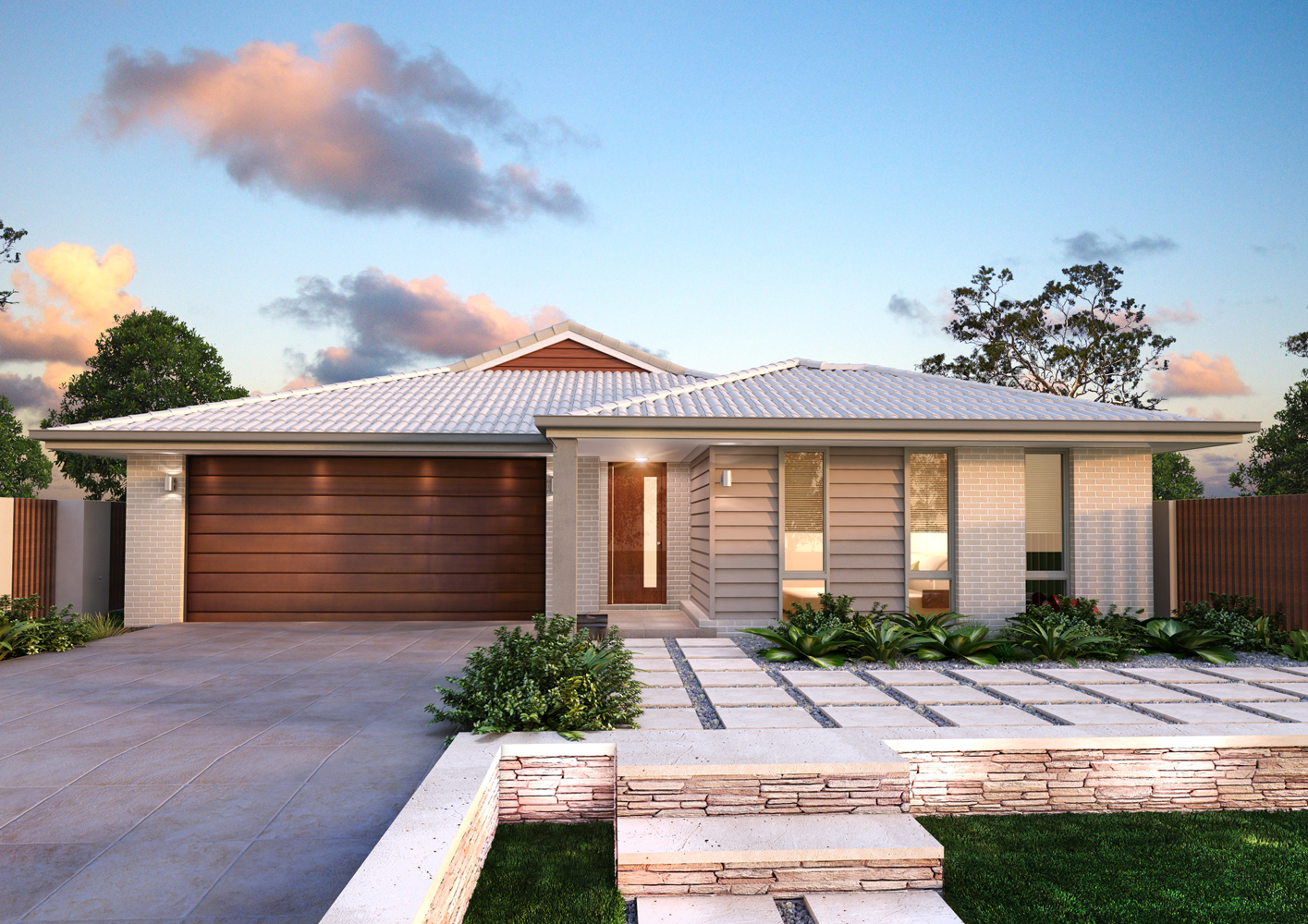 New Home Design Aspire | Perry Homes Builder NSW | QLD