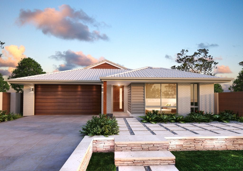 New home design aspire perry homes builder nsw qld for New home designs qld