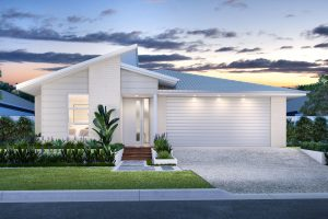 Sandy Beach Display Homes