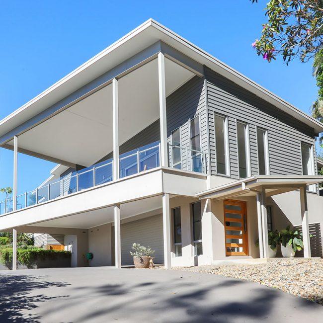 bespoke custom home gold coast